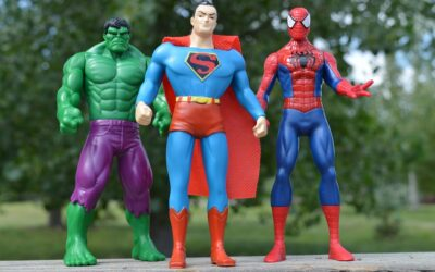 posciel dziecieca z superbohaterami 400x250